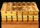 L'éclatement de l'or ?