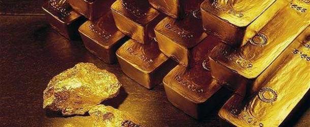 L'or à 1300 dollars l'once, un fait inquiétant