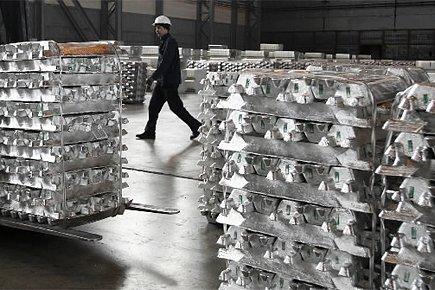 Chute du cours des métaux précieux