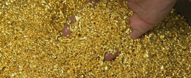 L'once d'or aux environs de 1000 euros