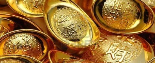 Bientôt une monnaie chinoise basée sur l'or?