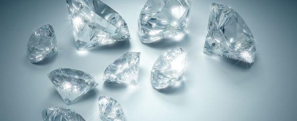 L'évolution du marché du diamant